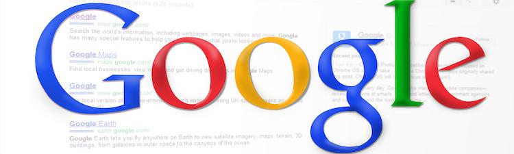 Trouver un commerce sur Google