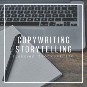 Copywriting-Storytelling