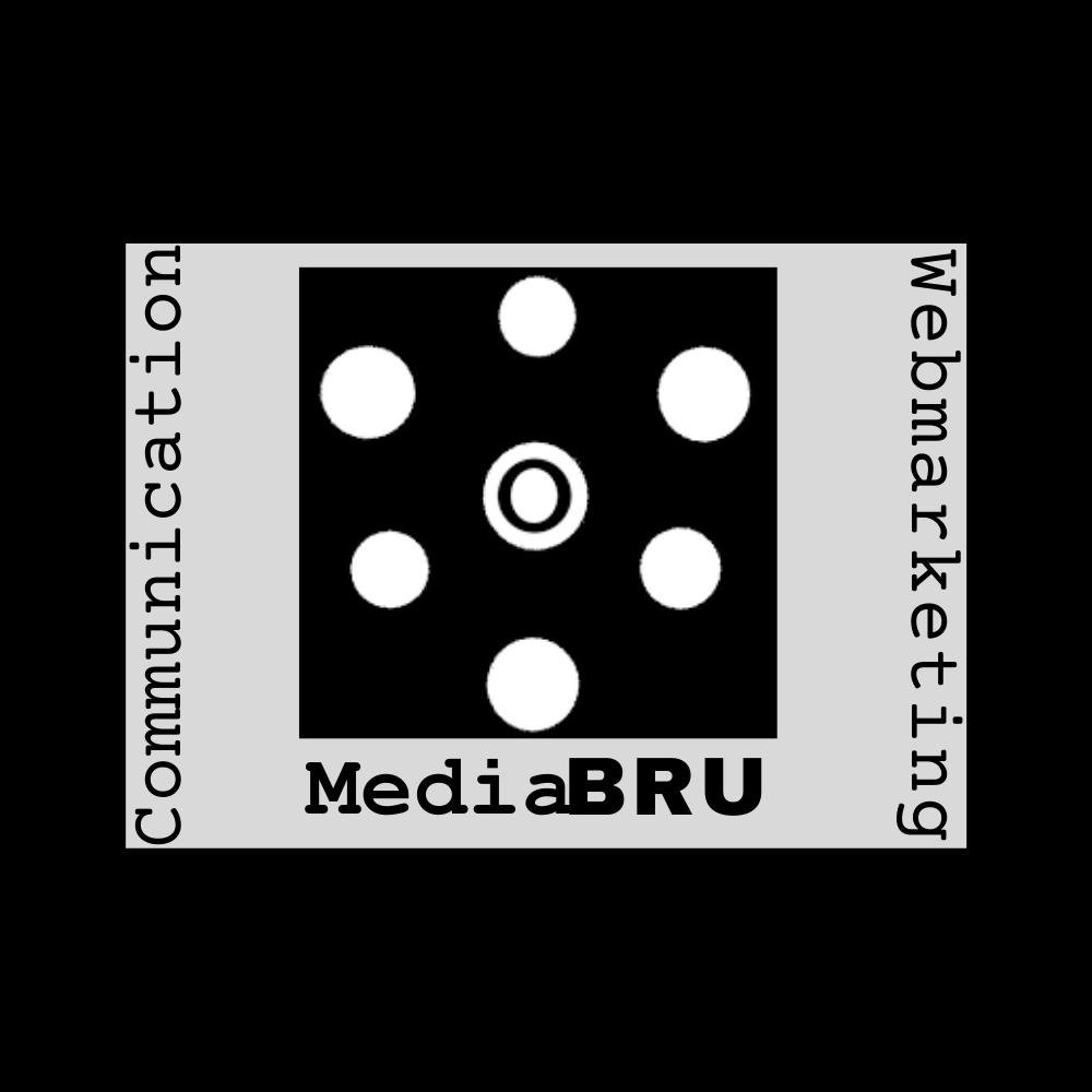 Logo MediaBRU