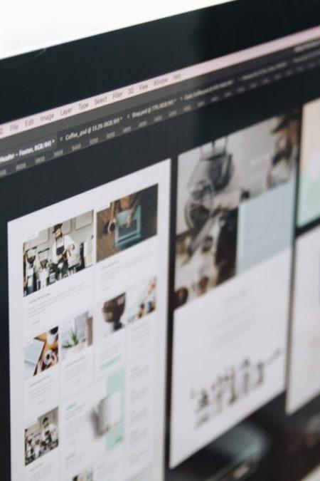 Portfolio desktop